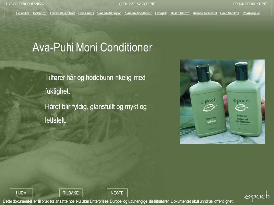 Ava-Puhi Moni Conditioner