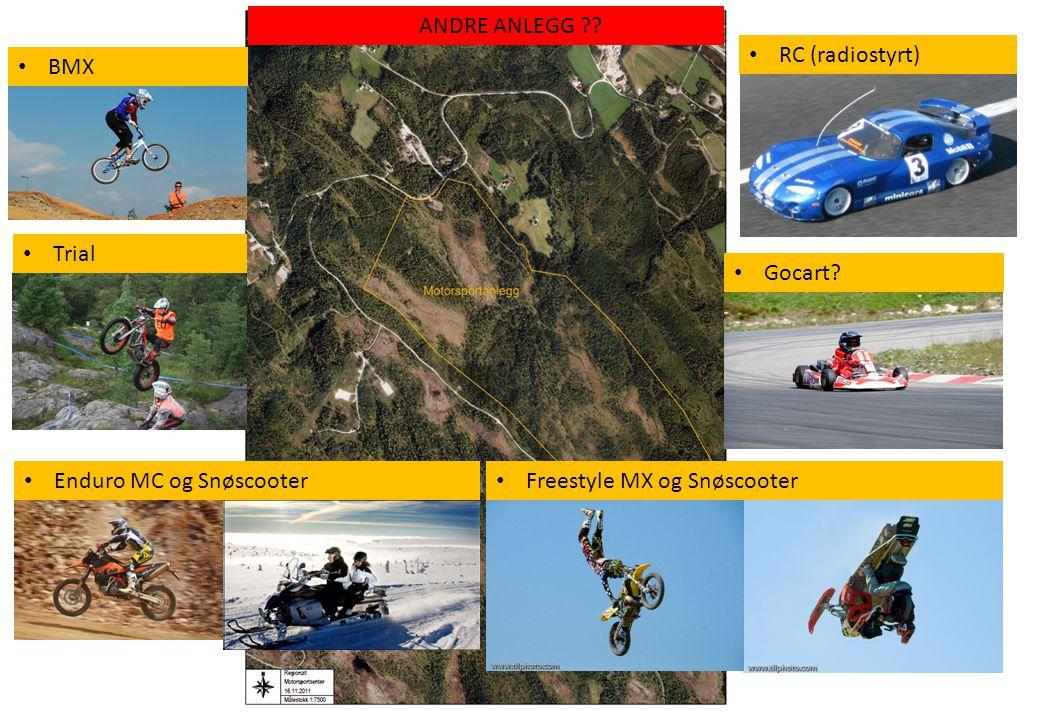 Enduro MC og Snøscooter Freestyle MX og Snøscooter