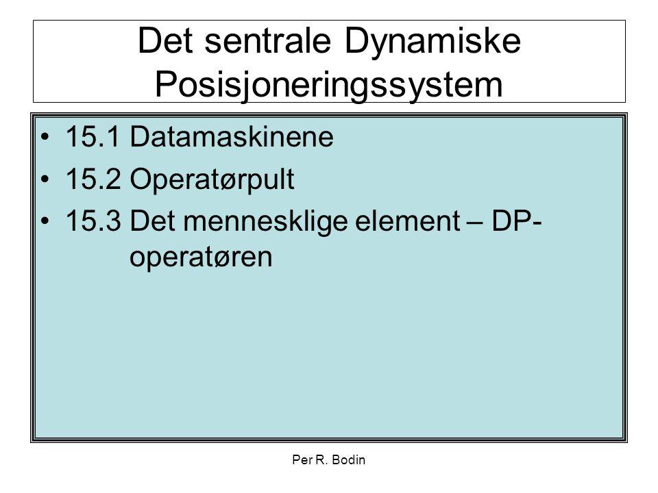 Det sentrale Dynamiske Posisjoneringssystem