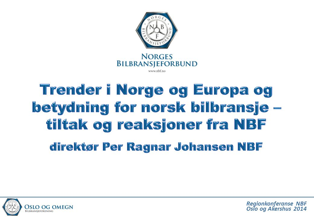 direktør Per Ragnar Johansen NBF