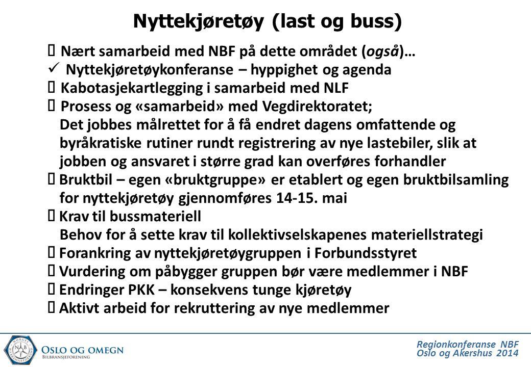 Nyttekjøretøy (last og buss)