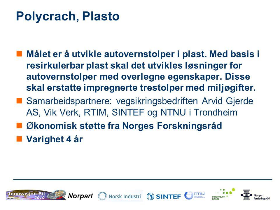 Polycrach, Plasto