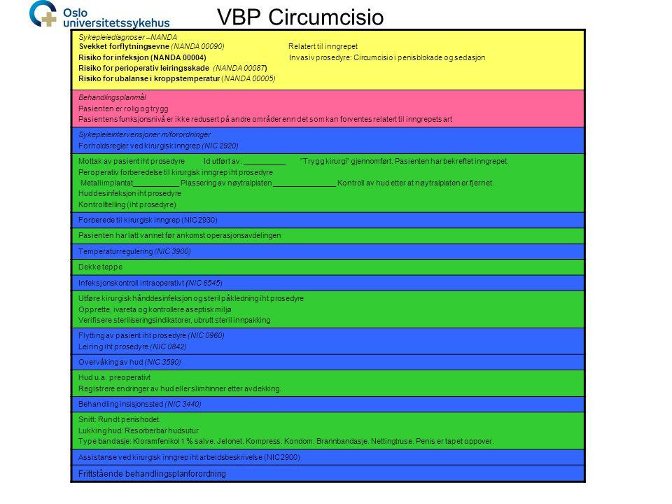 VBP Circumcisio Frittstående behandlingsplanforordning
