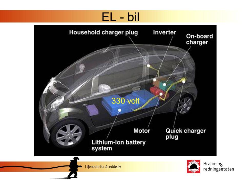 EL - bil 330 volt