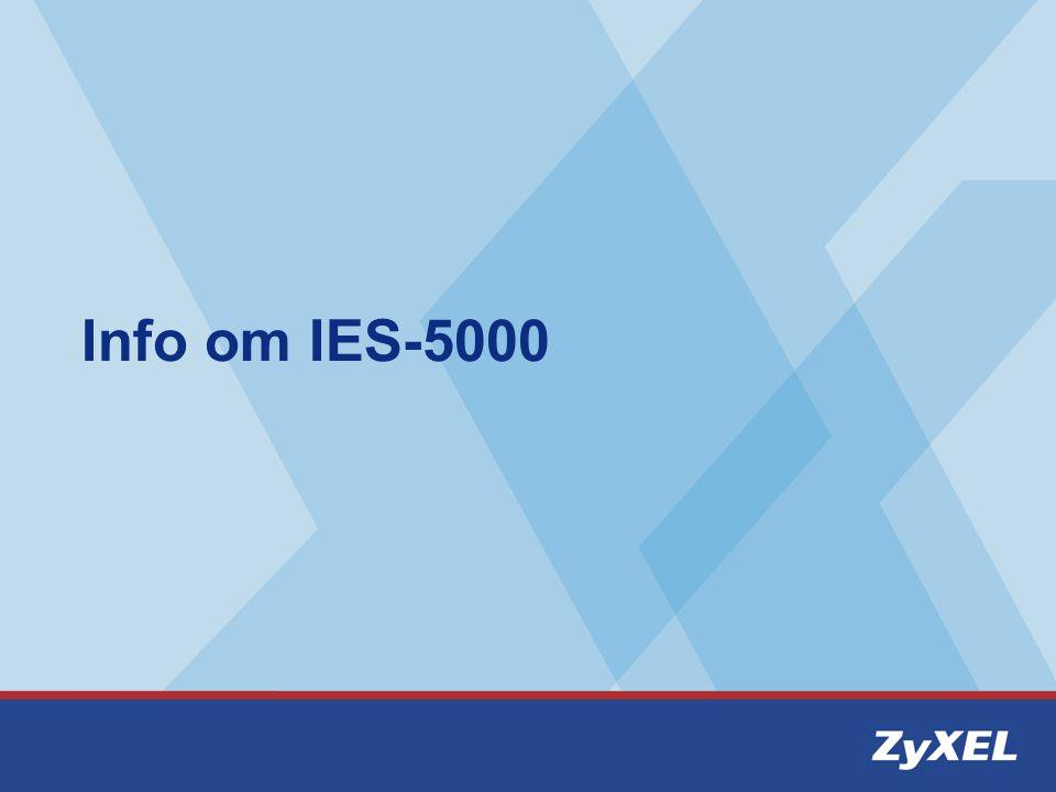 Info om IES-5000