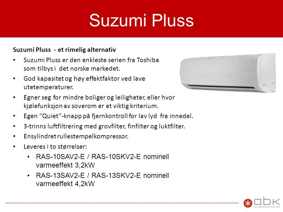 Suzumi Pluss Suzumi Pluss - et rimelig alternativ