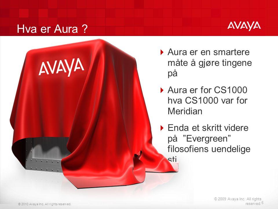 Hva er Aura Aura er en smartere måte å gjøre tingene på