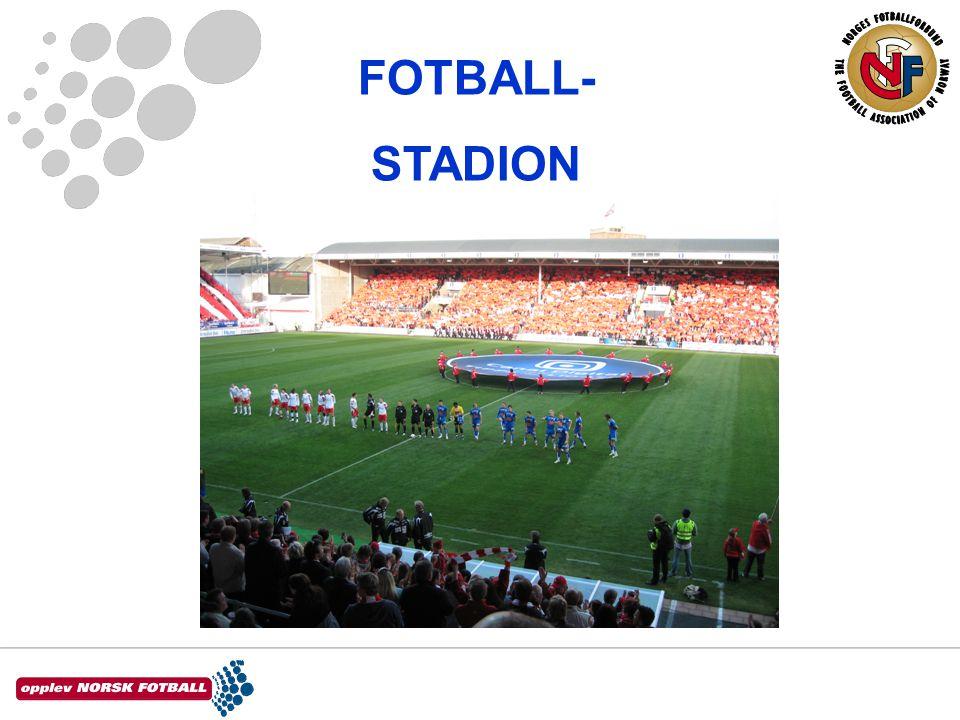 FOTBALL- STADION