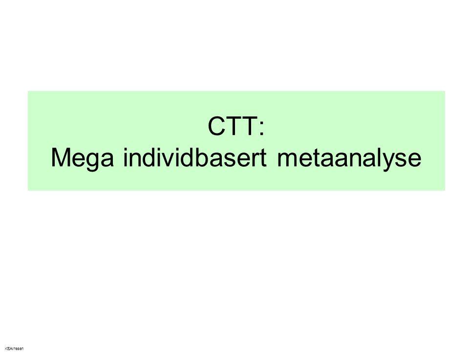 CTT: Mega individbasert metaanalyse
