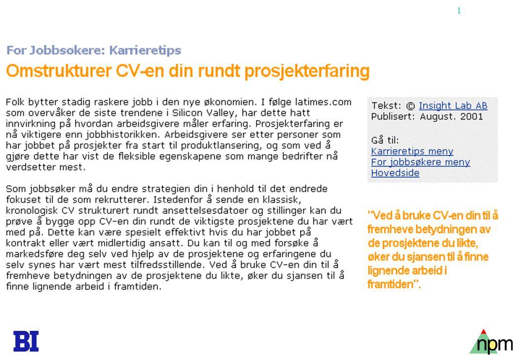 Copyright Tore H. Wiik