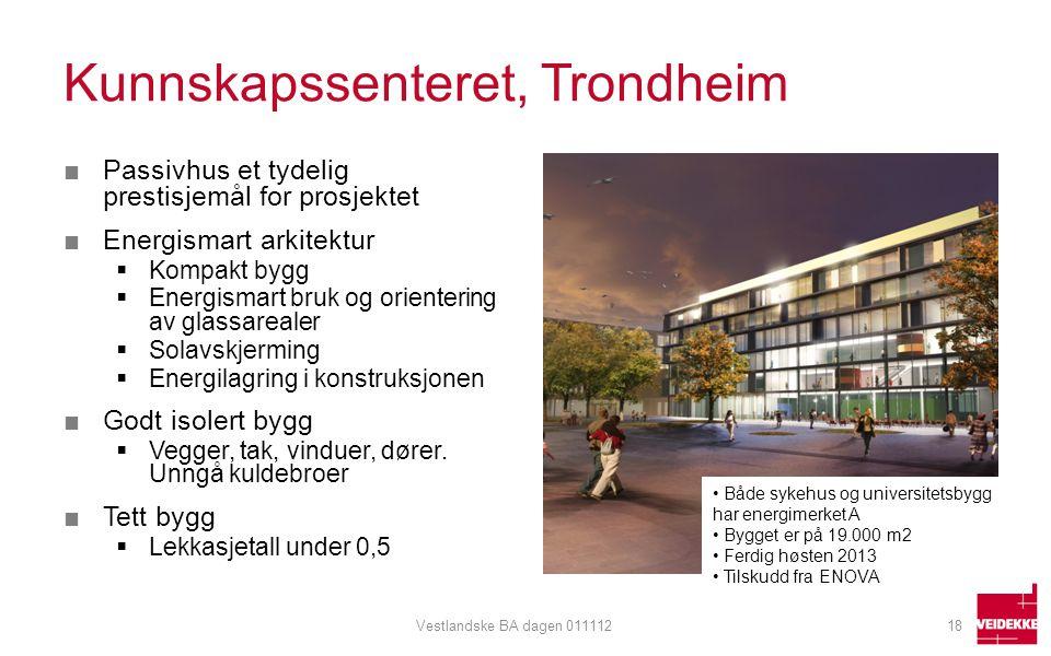 Kunnskapssenteret, Trondheim