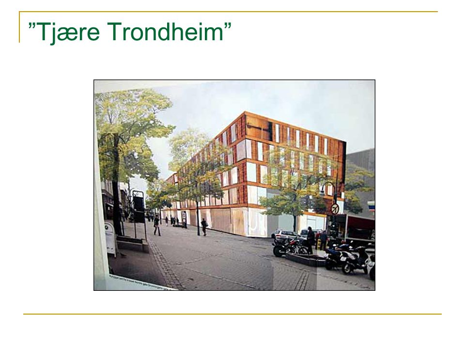 Tjære Trondheim