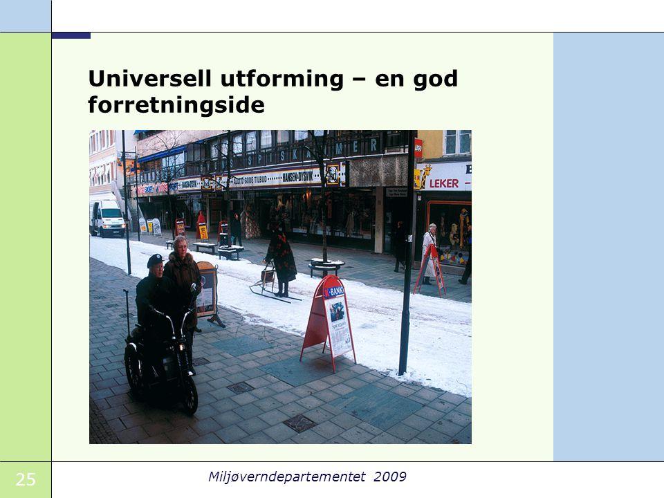 Universell utforming – en god forretningside