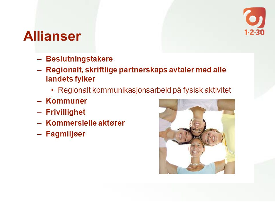 Allianser Beslutningstakere