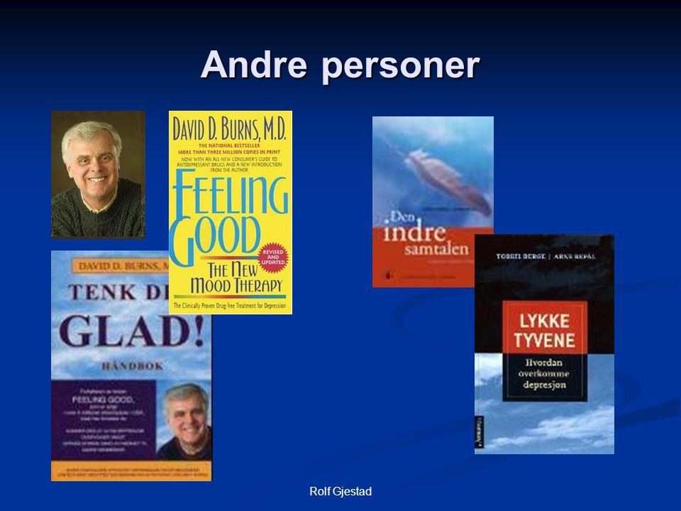 Andre personer Rolf Gjestad