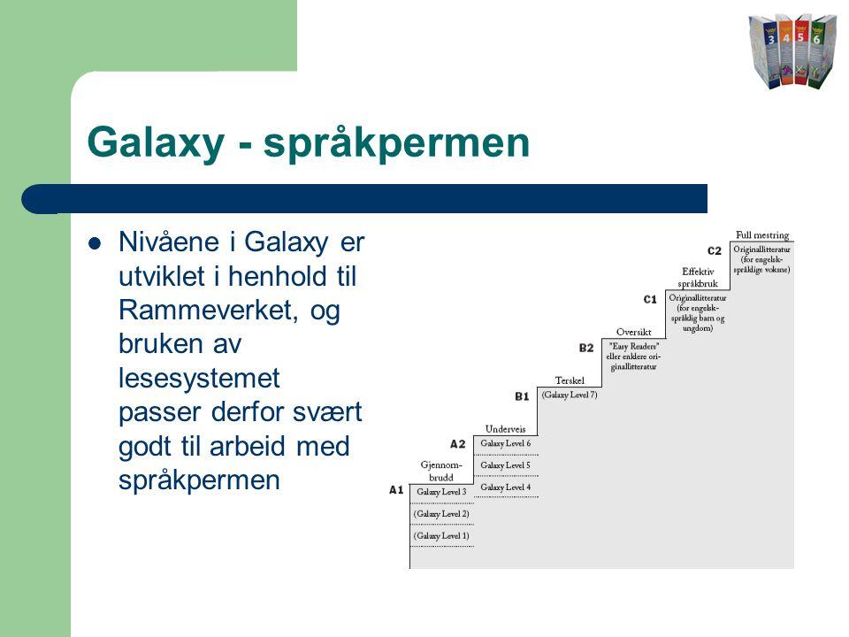 Galaxy - språkpermen