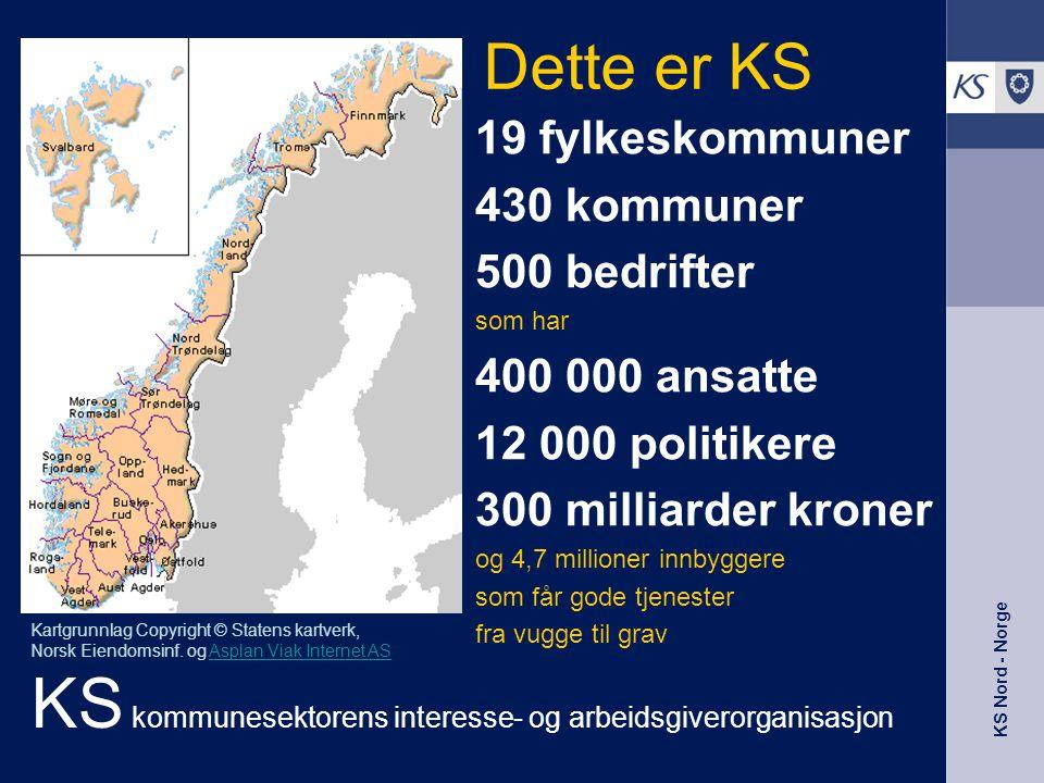 KS kommunesektorens interesse- og arbeidsgiverorganisasjon