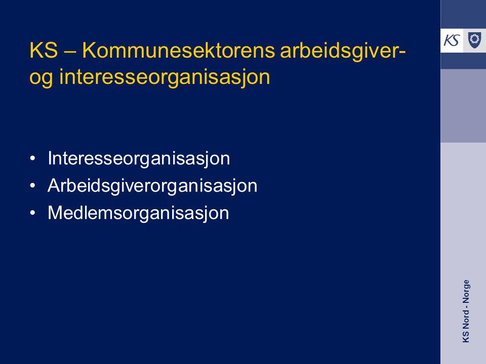 KS – Kommunesektorens arbeidsgiver- og interesseorganisasjon