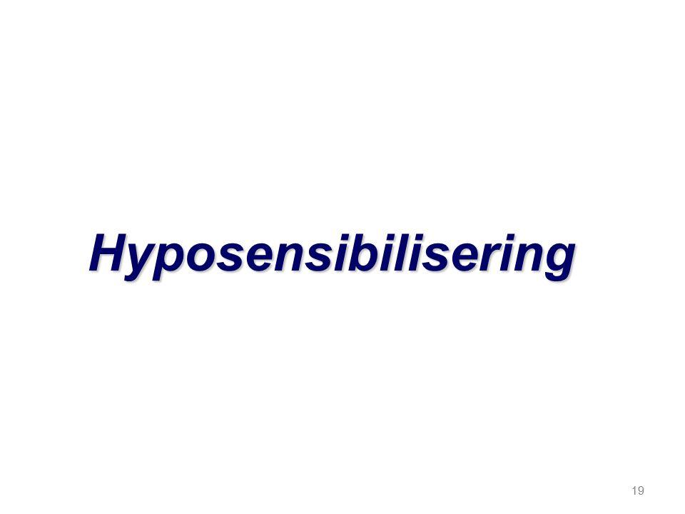 Hyposensibilisering 19