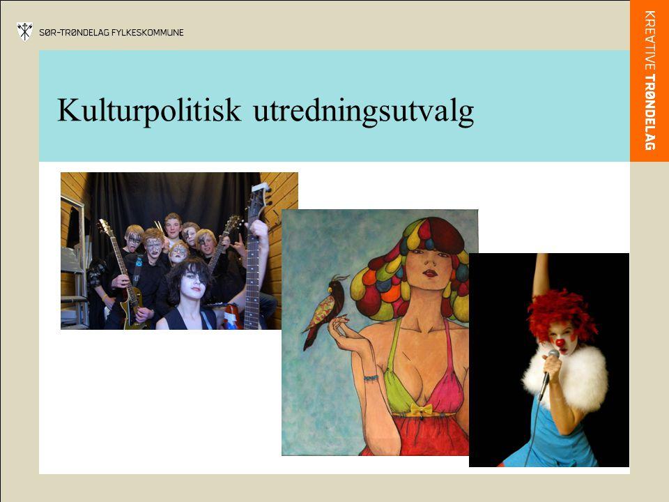 Kulturpolitisk utredningsutvalg