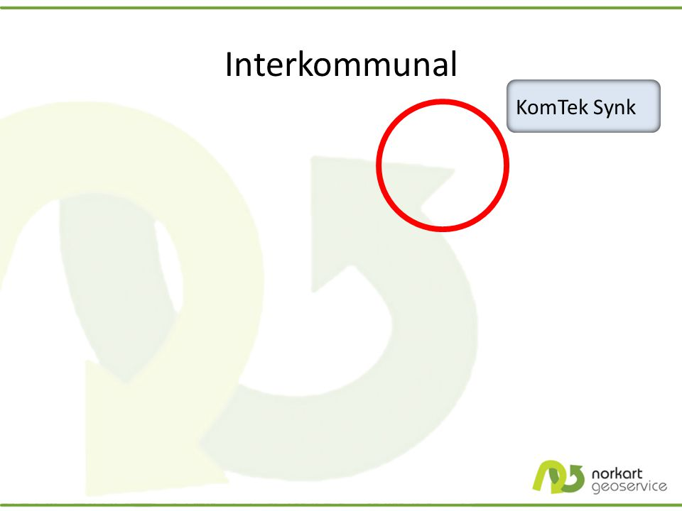 Interkommunal KomTek Synk KomTek Synk