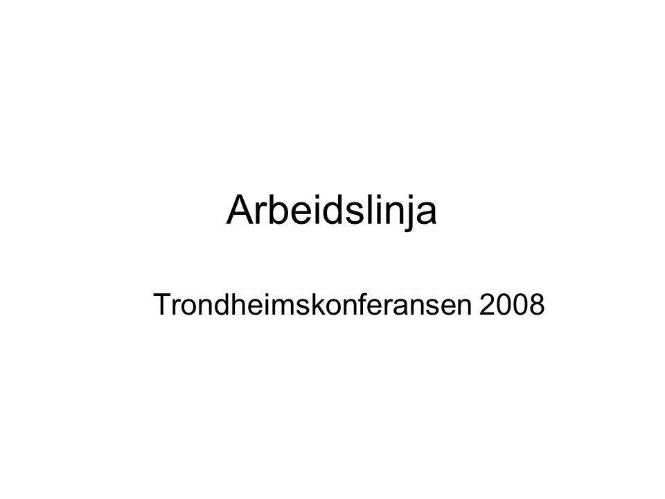 Trondheimskonferansen 2008