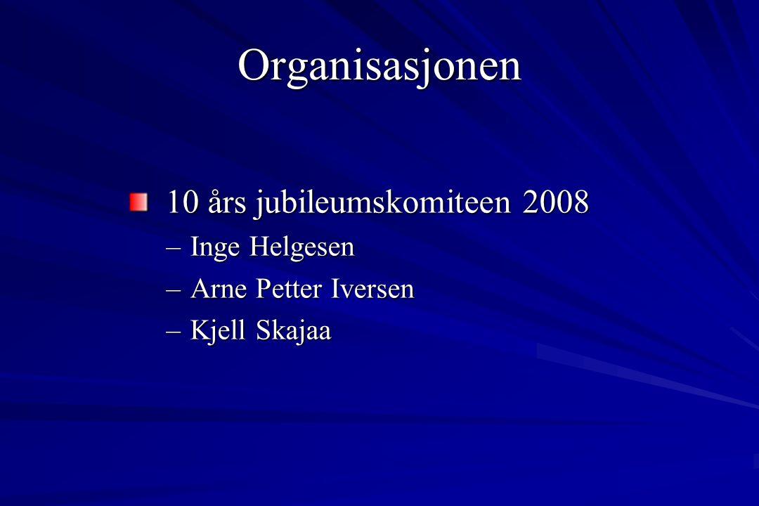 Organisasjonen Valgkomite : Norvald Morvik(2007) Bjørn Borgen