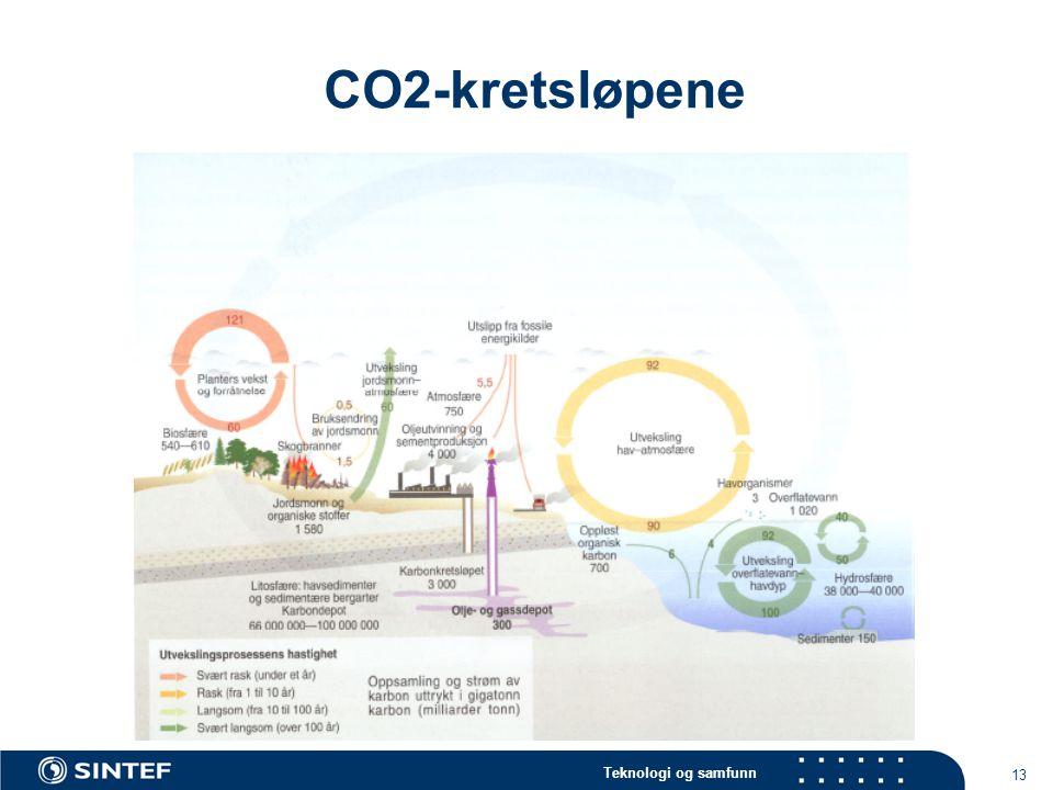 CO2-kretsløpene