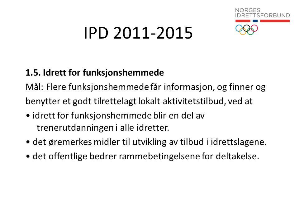 IPD 2011-2015