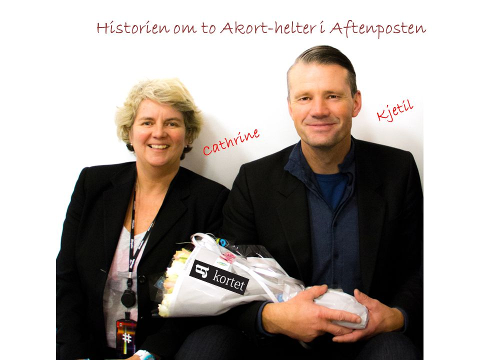 Historien om to Akort-helter i Aftenposten