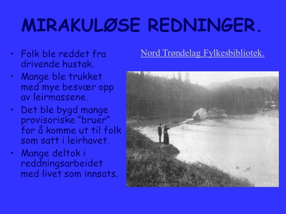 Nord Trøndelag Fylkesbibliotek.