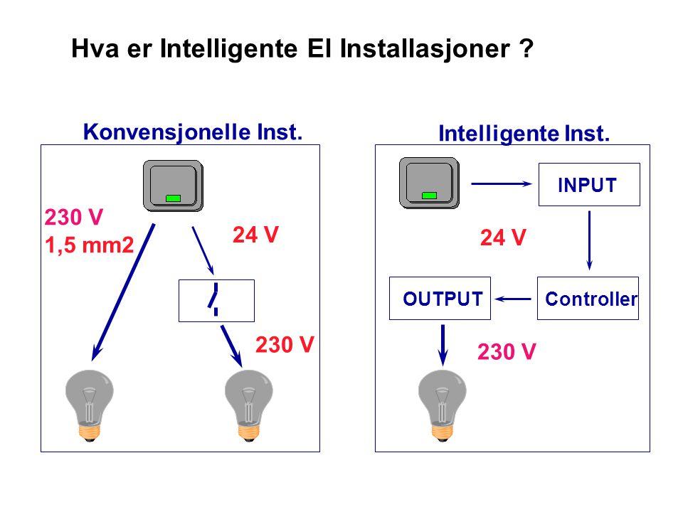Hva er Intelligente El Installasjoner