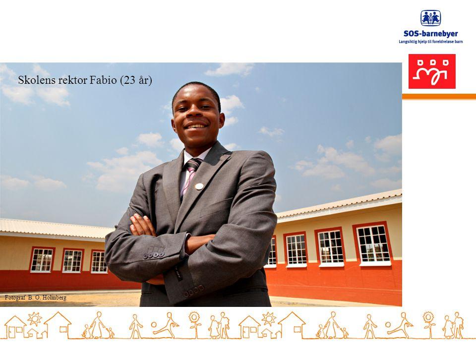 Skolens rektor Fabio (23 år)