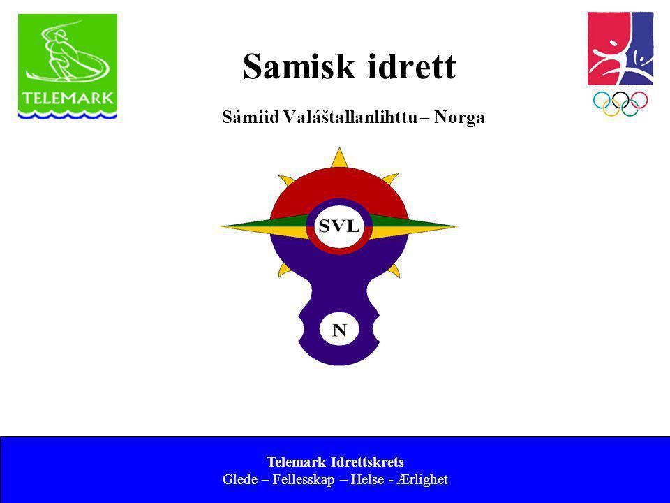 Samisk idrett Sámiid Valáštallanlihttu – Norga
