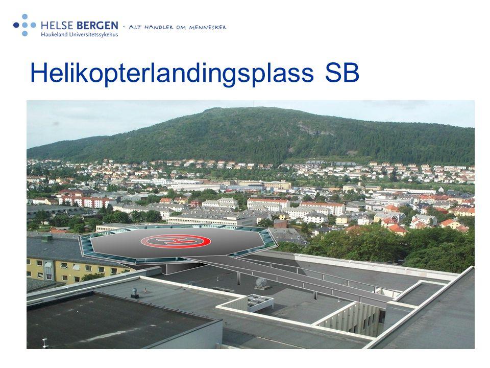 Helikopterlandingsplass SB