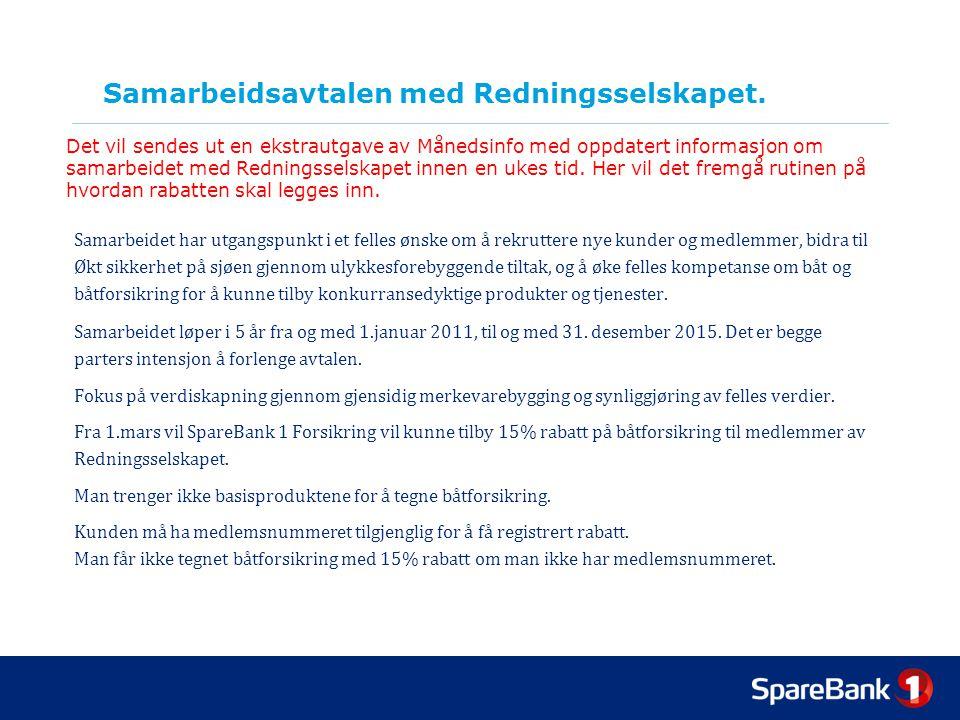 Samarbeidsavtalen med Redningsselskapet.