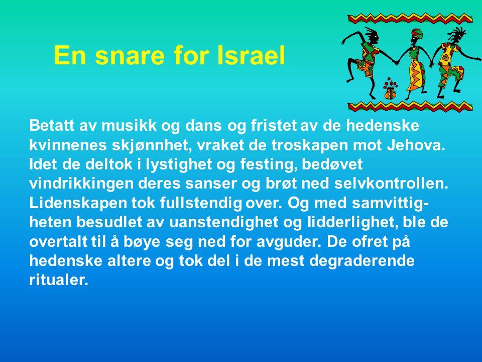 En snare for Israel