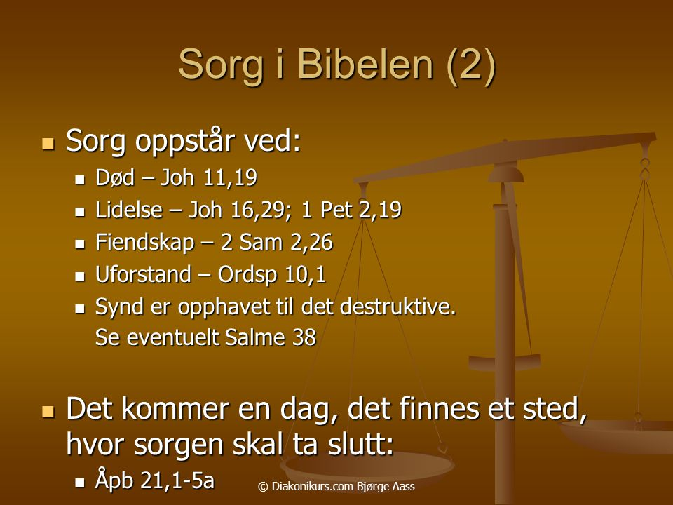 © Diakonikurs.com Bjørge Aass