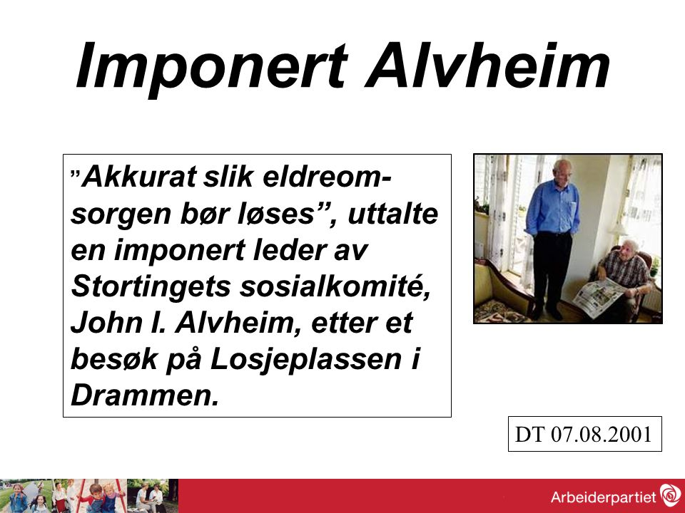 Imponert Alvheim