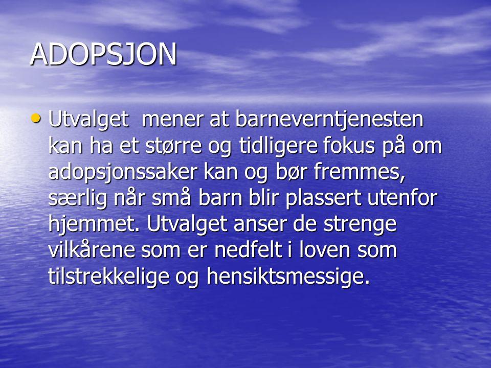 ADOPSJON