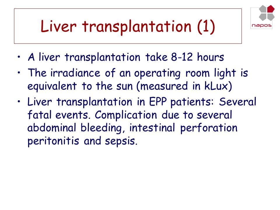 Liver transplantation (1)