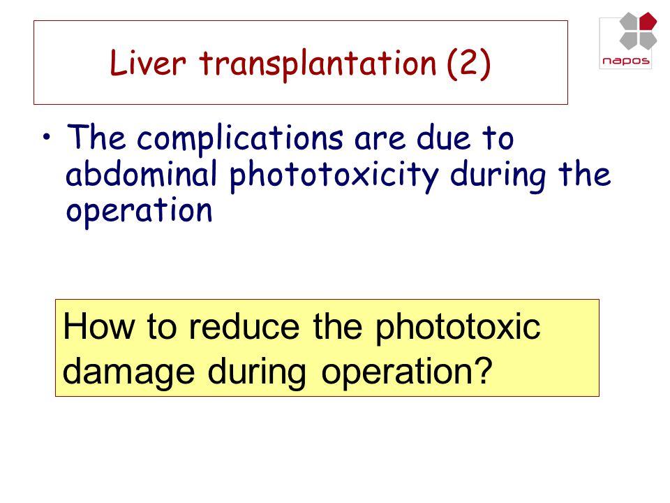 Liver transplantation (2)