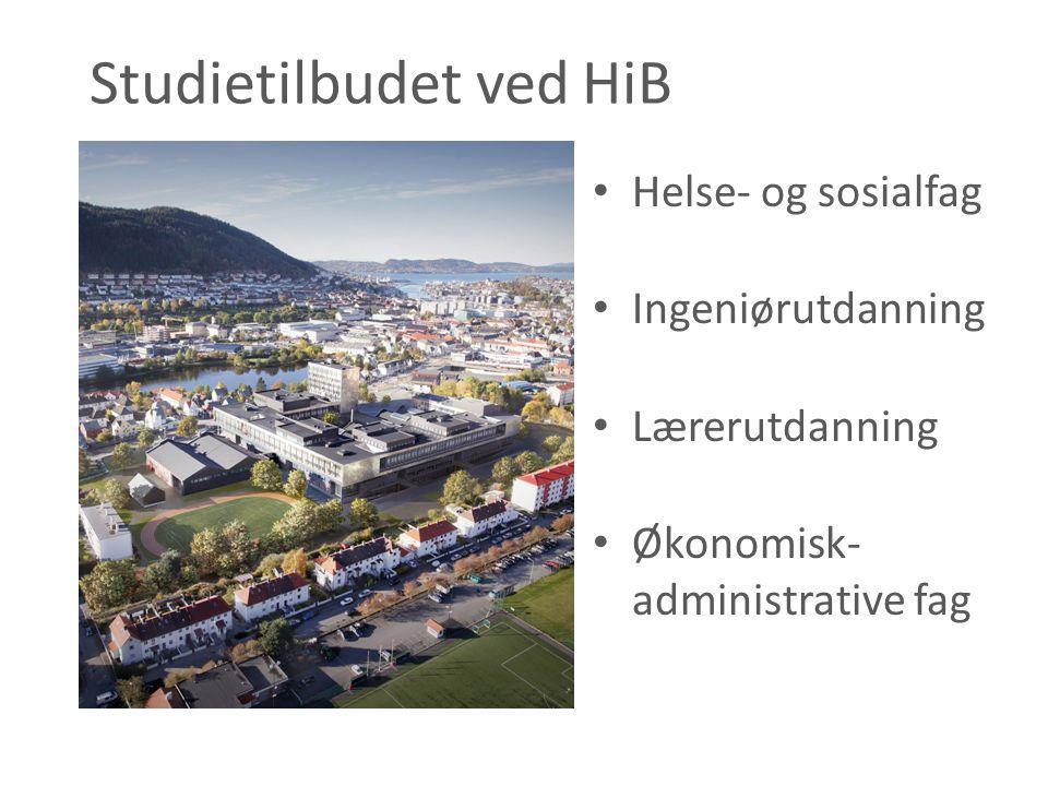 Studietilbudet ved HiB