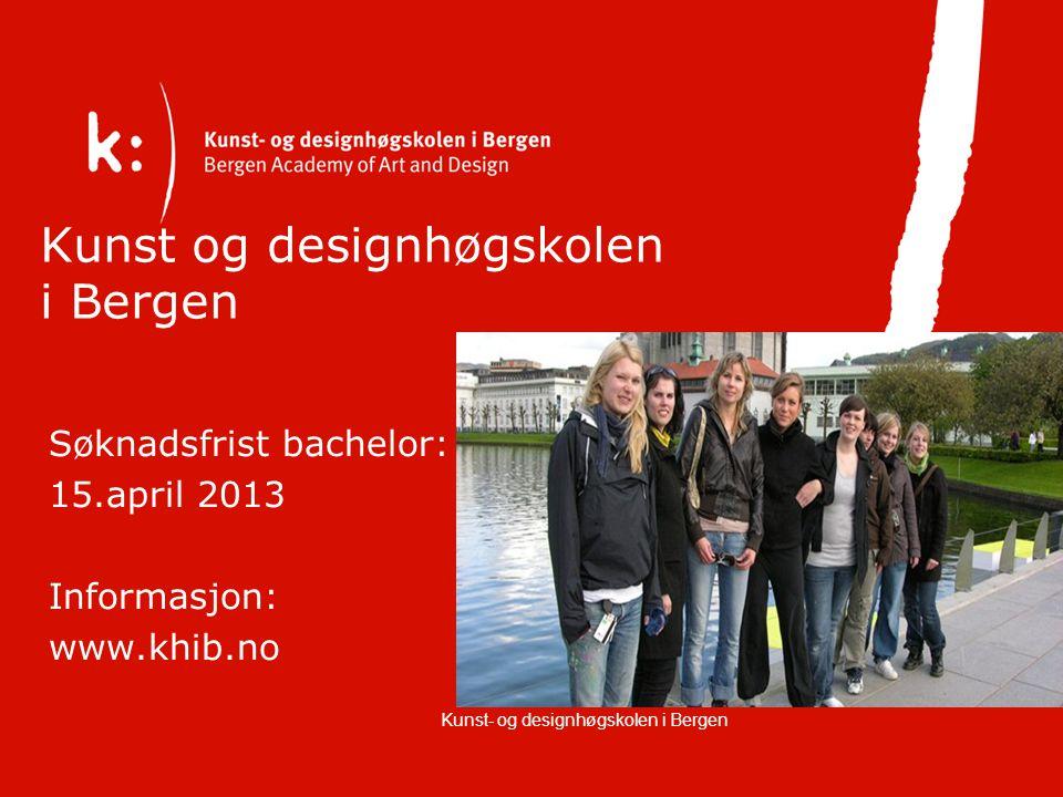 Kunst og designhøgskolen i Bergen