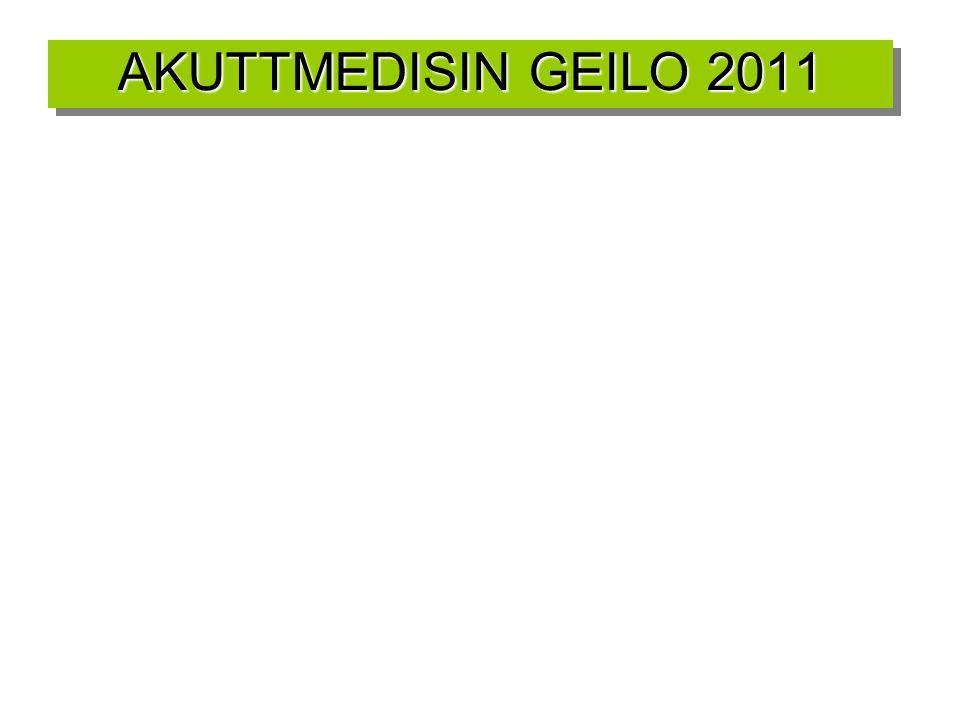 AKUTTMEDISIN GEILO 2011 59