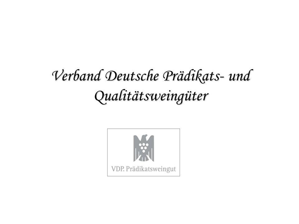 Verband Deutsche Prädikats- und Qualitätsweingüter