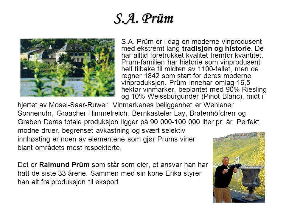 S.A. Prüm