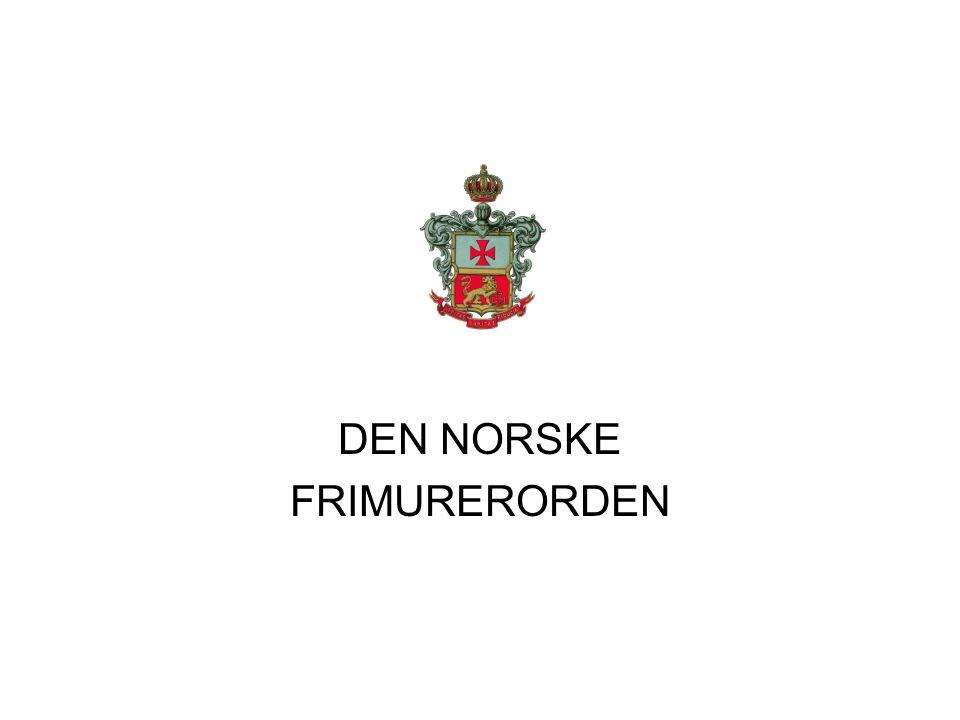 DEN NORSKE FRIMURERORDEN
