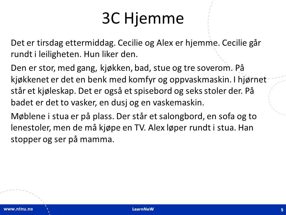 3C Hjemme