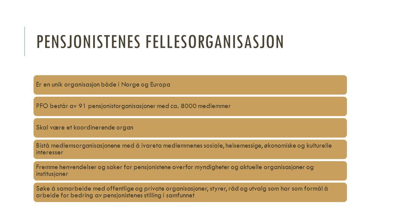 Pensjonistenes fellesorganisasjon